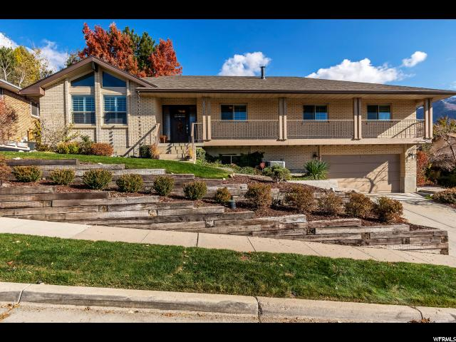 8017 S DEER CREEK, Cottonwood Heights UT 84121