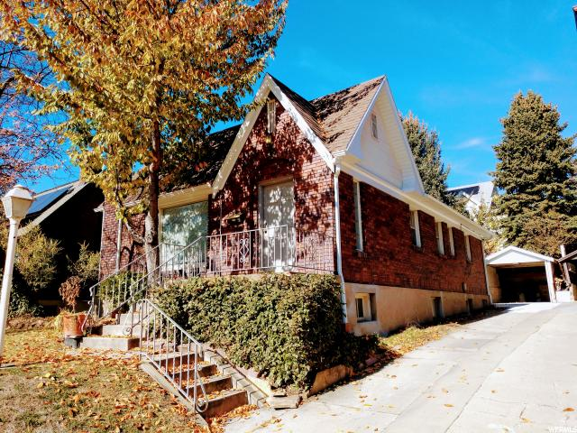 Home for sale at 557 E 7th Ave, Salt Lake City, UT 84103. Listed at 468000 with 3 bedrooms, 2 bathrooms and 2,100 total square feet