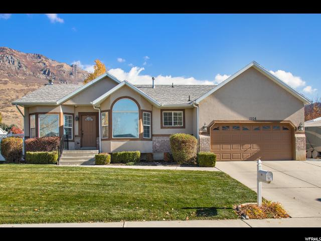 1324 N 300 E, Pleasant Grove UT 84062