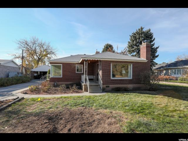3512 S MILLSTREAM AVE, Salt Lake City UT 84109