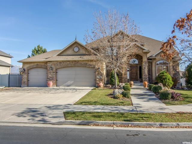 11119 SNOW PEAK LANE, South Jordan UT 84095