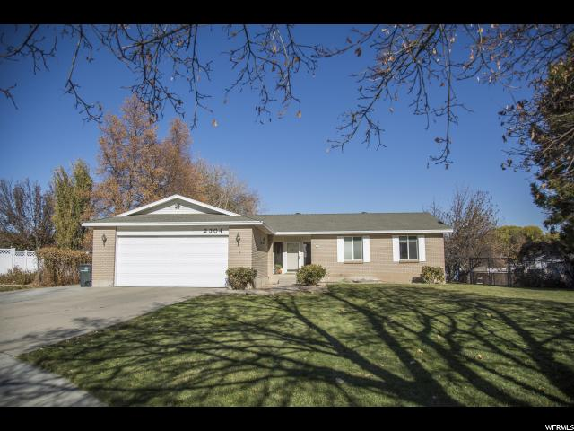 2304 W BONANZA CIR, South Jordan UT 84095