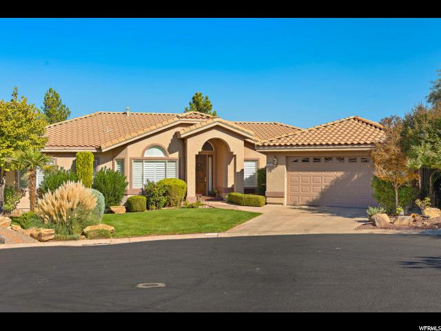 222 W GOLDEN EAGLE CIR, St. George UT 84770