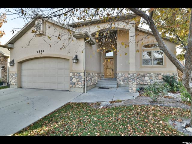 1591 W CRYSTAL VIEW WAY, South Jordan UT 84095