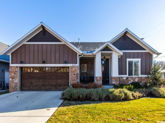 Home for sale at 4009 S Orchard Park Ct, Salt Lake City, UT 84124. Listed at 675000 with 5 bedrooms, 3 bathrooms and 3,598 total square feet