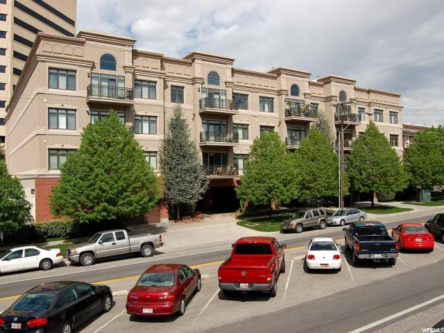 Home for sale at 150 S 300 East #302, Salt Lake City, UT  84111. Listed at 259000 with 1 bedrooms, 1 bathrooms and 823 total square feet