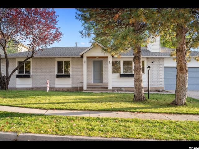 1132 E WRIGHT WAY, Sandy UT 84094