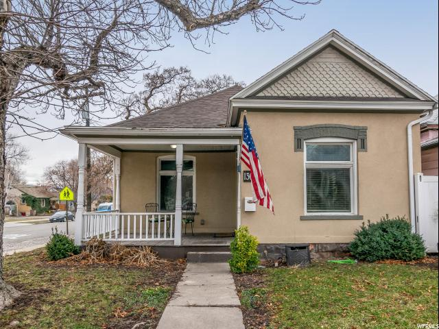 Home for sale at 1364 S 1100 East, Salt Lake City, UT 84105. Listed at 499000 with 3 bedrooms, 2 bathrooms and 1,204 total square feet