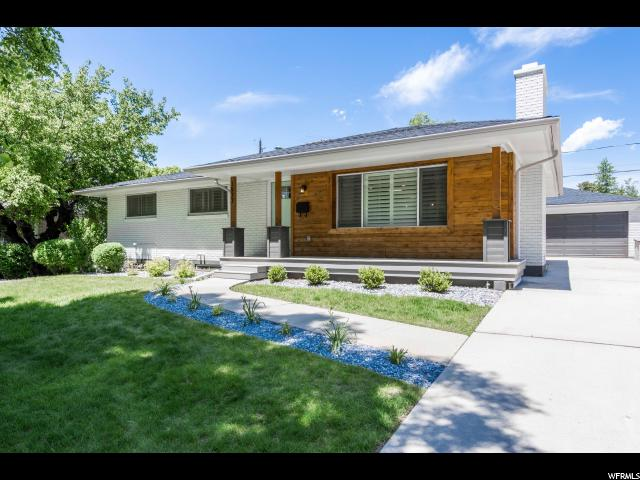 Home for sale at 1977 E Blaine Ave, Salt Lake City, UT  84108. Listed at 777000 with 4 bedrooms, 3 bathrooms and 2,632 total square feet
