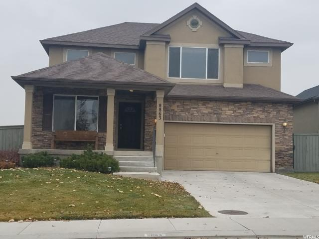 8863 N FRANKLIN ST, Eagle Mountain UT 84005