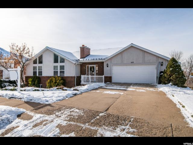 1271 E 2925 N, North Ogden UT 84414