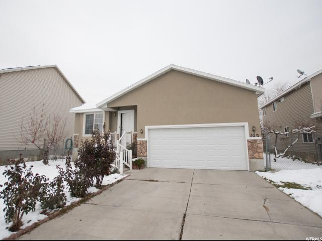 520 N IRIE LN, Salt Lake City UT 84116