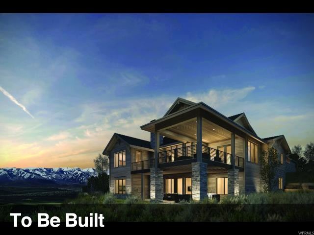 6881 W GOLDEN BEAR LOOP, Park City UT 84098