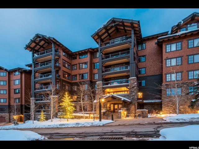 8894 EMPIRE CLUB DR Unit 606, Park City UT 84060