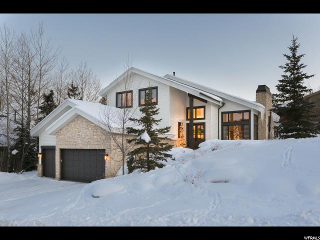 2611 ASPEN SPRINGS DR, Park City UT 84060
