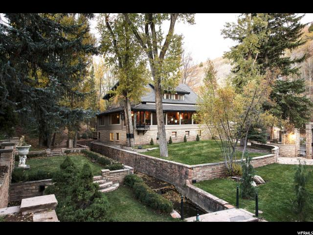 Home for sale at 907 N Pinecrest Canyon Rd, Emigration Canyon, UT  84108. Listed at 1499900 with 8 bedrooms, 7 bathrooms and 6,500 total square feet