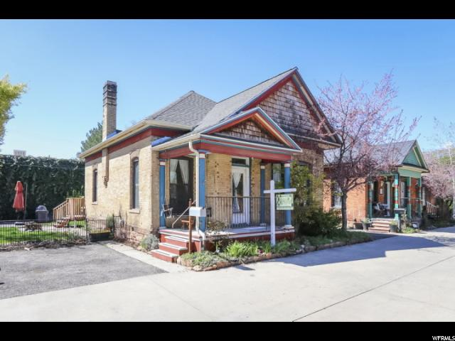 Home for sale at 233 W Montrose, Salt Lake City, UT  84101. Listed at 289500 with 2 bedrooms, 2 bathrooms and 950 total square feet