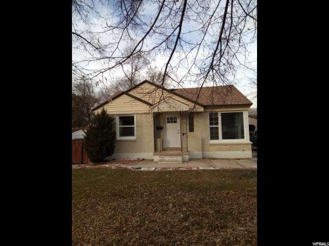 Home for sale at 2219 E 2700 South, Salt Lake City, UT 84109. Listed at 429900 with 4 bedrooms, 2 bathrooms and 2,006 total square feet