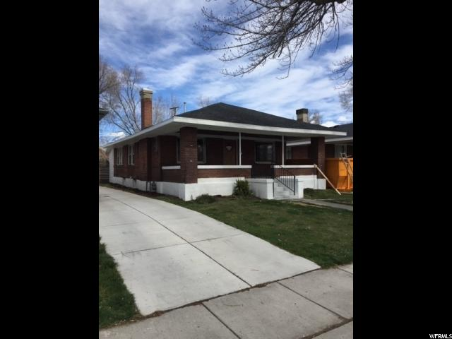 Home for sale at 227 E Hubbard Ave, Salt Lake City, UT 84111. Listed at 420000 with 4 bedrooms, 2 bathrooms and 1,830 total square feet