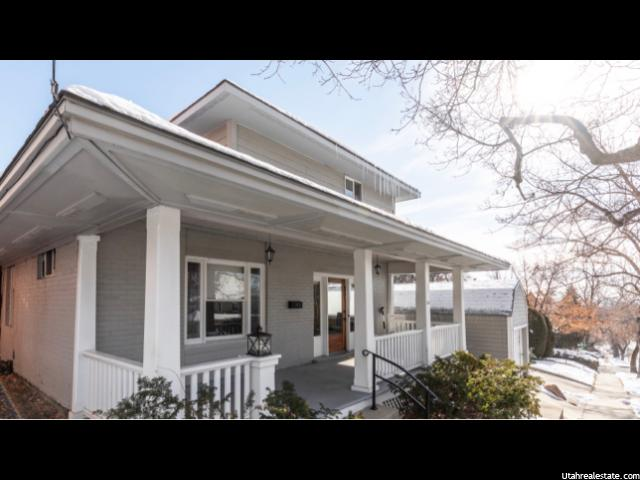 Home for sale at 268 I St, Salt Lake City, UT 84103. Listed at 530000 with 6 bedrooms, 2 bathrooms and 2,557 total square feet