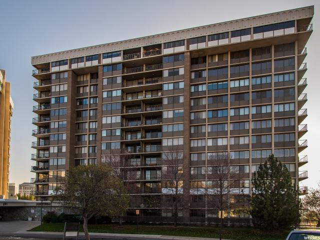 Home for sale at 241 N Vine St #808E, Salt Lake City, UT 84103. Listed at 329000 with 1 bedrooms, 2 bathrooms and 1,120 total square feet
