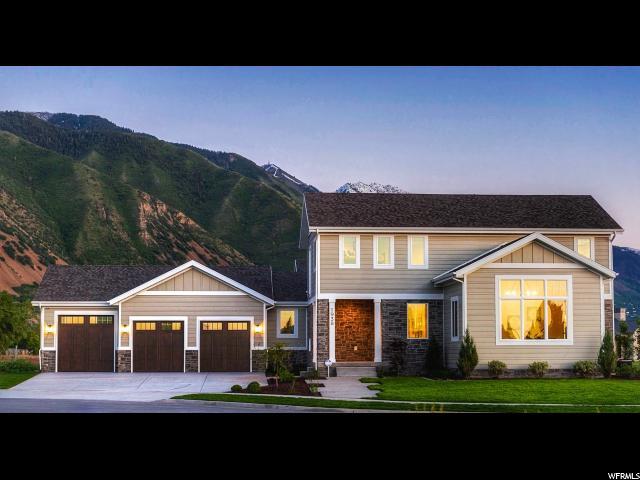 Spanish Fork Utah Homes for Sale on