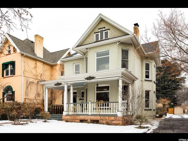 Home for sale at 78 N H St, Salt Lake City, UT 84103. Listed at 750000 with 3 bedrooms, 2 bathrooms and 3,036 total square feet