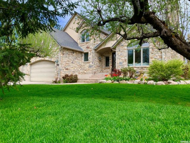 Home for sale at 2417 E Karren St, Holladay, UT 84124. Listed at 1340000 with 7 bedrooms, 5 bathrooms and 6,053 total square feet