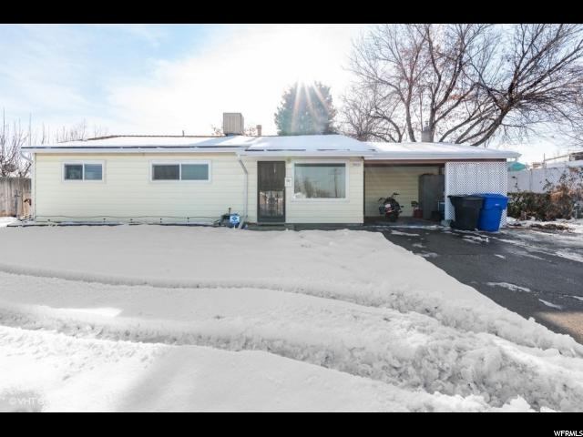 5031 W 4985 S, Salt Lake City UT 84118