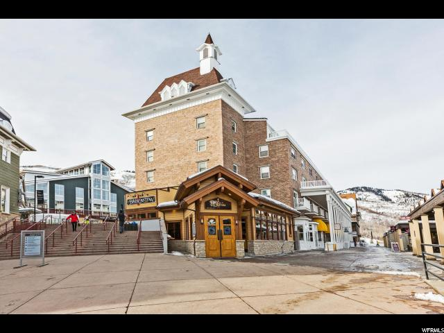 MLS #1575579 for sale - listed by Katharine Penrose, Engel & Volkers Park City
