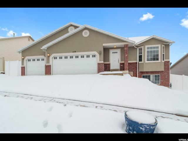 1119 SHARP MOUNTAIN DR, Ogden UT 84404
