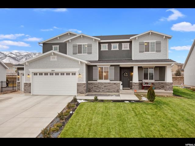 2641 S WATERVIEW DR, Saratoga Springs UT 84045
