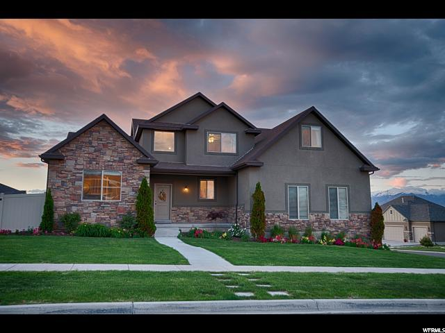 466 W KIT FOX DR, Saratoga Springs UT 84045