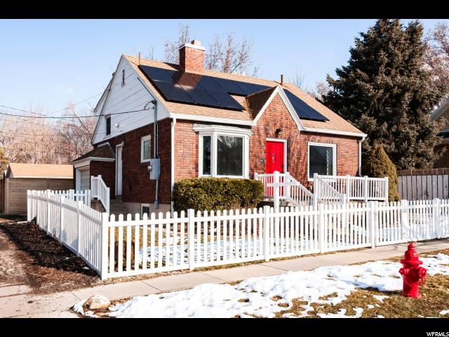 Home for sale at 825 E Princeton Ave, Salt Lake City, UT 84105. Listed at 430000 with 3 bedrooms, 2 bathrooms and 1,472 total square feet