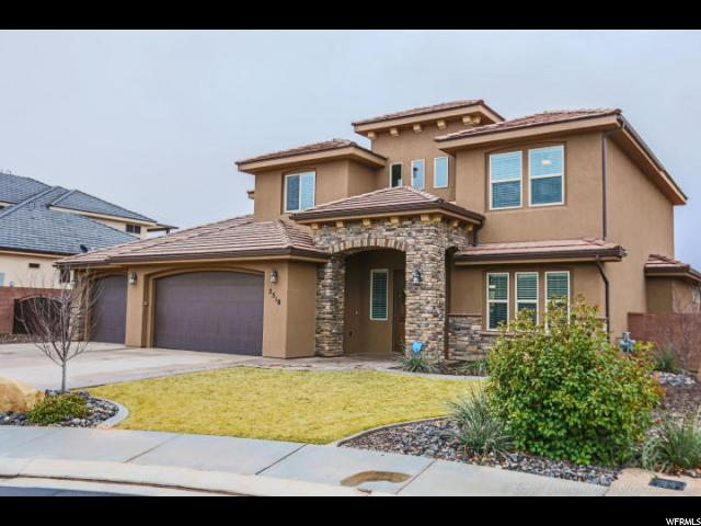 2518 E LINCOLN LN, St. George UT 84790