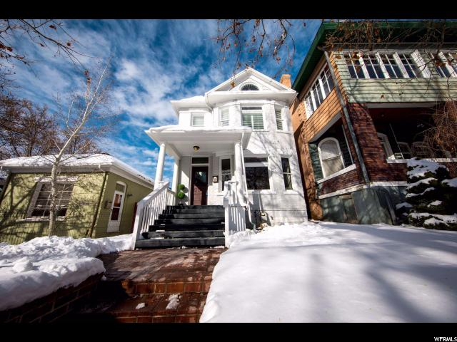 Home for sale at 813 E 1st Ave, Salt Lake City, UT 84103. Listed at 599000 with 3 bedrooms, 2 bathrooms and 2,780 total square feet