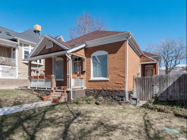 Home for sale at 324 F St, Salt Lake City, UT 84103. Listed at 465000 with 3 bedrooms, 2 bathrooms and 2,144 total square feet