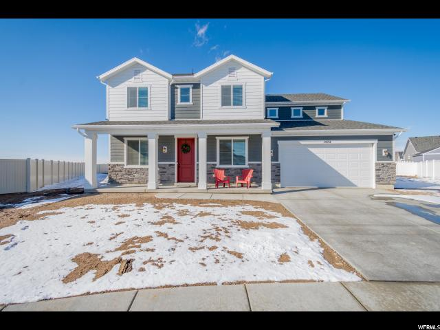 1472 W MEADOWBROOK CT Unit 812, Syracuse UT 84075