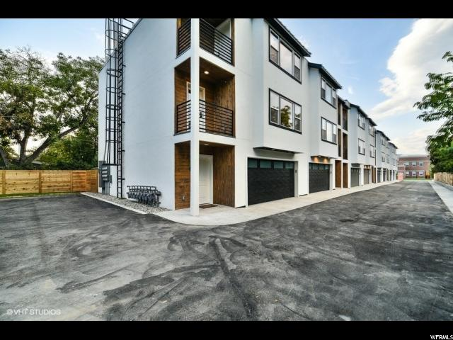 Home for sale at 620 E 1700 South #8, Salt Lake City, UT 84105. Listed at 599000 with 4 bedrooms, 4 bathrooms and 2,494 total square feet
