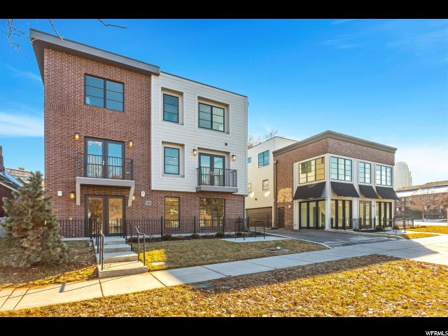 Home for sale at 204 N 200 West #2, Salt Lake City, UT 84103. Listed at 499900 with 2 bedrooms, 2 bathrooms and 1,424 total square feet