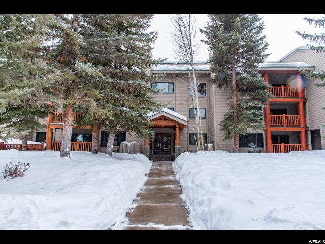 405 SILVER KING DR Unit 102, Park City UT 84060