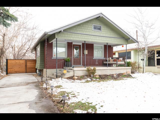 1724 WINDSOR ST, Salt Lake City UT 84105