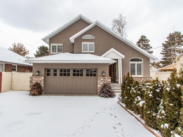 Home for sale at 2803 E Evergreen Ave, Salt Lake City, UT 84109. Listed at 649000 with 5 bedrooms, 4 bathrooms and 3,100 total square feet
