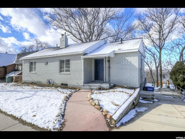 1388 S 1300 E, Salt Lake City UT 84105