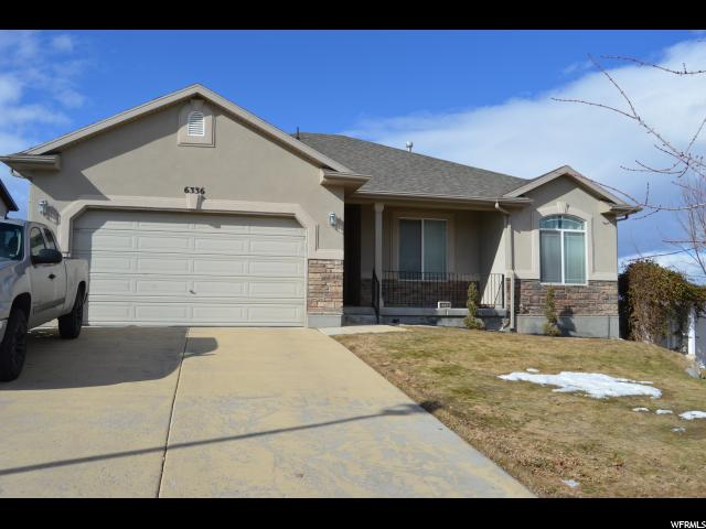 6336 W OQUIRRH POINT RD, West Jordan UT 84081