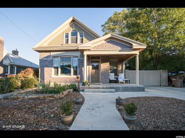 Home for sale at 951 E 1700 South, Salt Lake City, UT 84105. Listed at 499000 with 4 bedrooms, 2 bathrooms and 2,564 total square feet
