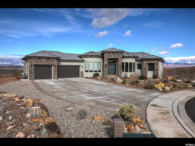 6042 S PRICKLY PEAR CT, St. George UT 84790