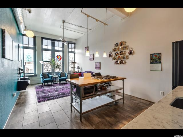 Home for sale at 163 W 200 South #203, Salt Lake City, UT  84101. Listed at 309900 with 2 bedrooms, 1 bathrooms and 792 total square feet