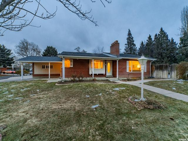 1871 E 3900 S, Salt Lake City UT 84124