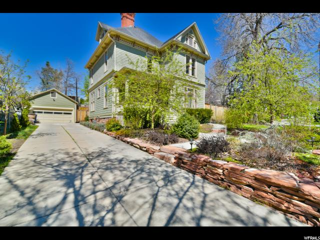 Home for sale at 1235 E Second Avenue, Salt Lake City, UT  84103. Listed at 980000 with 4 bedrooms, 4 bathrooms and 3,619 total square feet